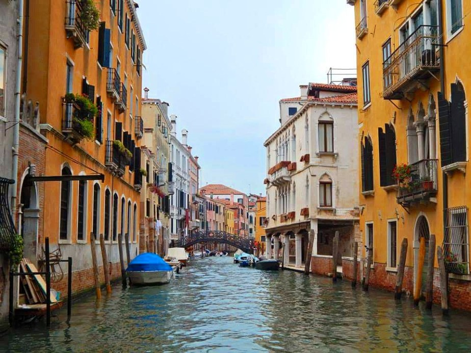 Venice, a photojournal
