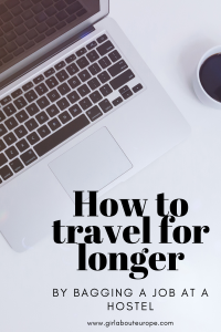 How to extend your travels