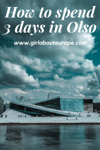 3 days in Oslo