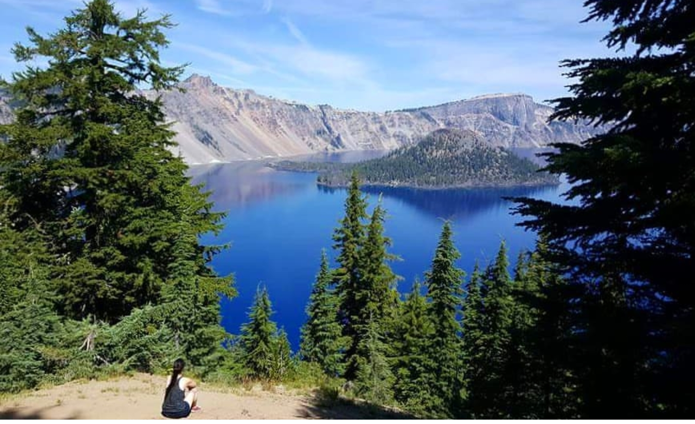 Crater Lake, Oregon – A Natural Wonder